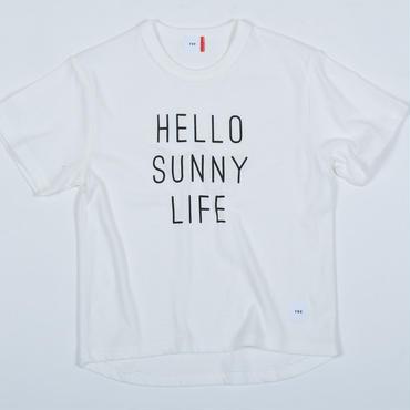 FOV   H.S.L   Tシャツ (ホワイト)
