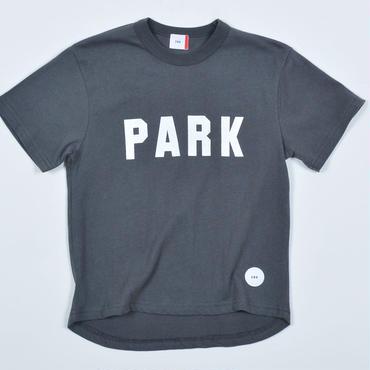 FOV   PARK   Tシャツ (チャコールグレー)