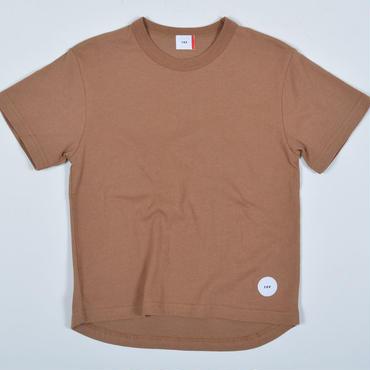 FOV  PLAIN   Tシャツ (ライトブラウン)