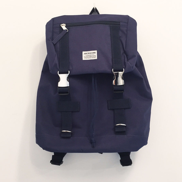 ARCH&LINE UTILITY BAG (NAVY)
