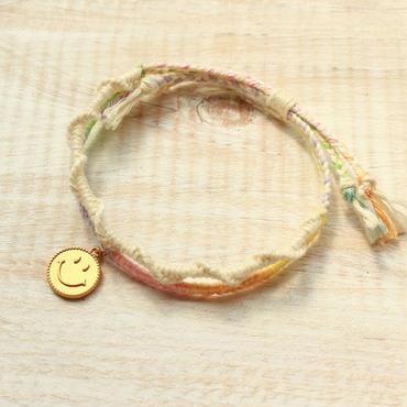 Smile Charm Bracelet A