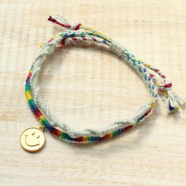 Smile Charm Bracelet D