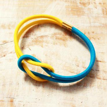 Hand to Hand -Neon Yellow×Neon Blue-