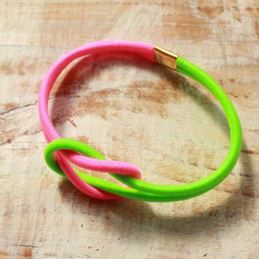 Hand to Hand -Neon Pink×Neon Green-