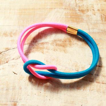 Hand to Hand -Neon Pink×Neon Blue-