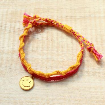 Smile Charm Bracelet G