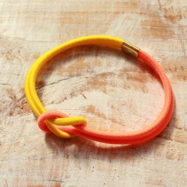 Hand to Hand -Neon Yellow×Neon Orange-