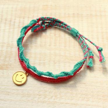 Smile Charm Bracelet C