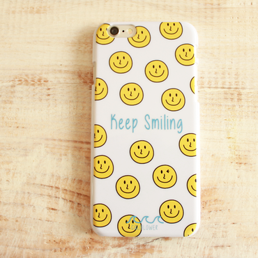 Smile iPhone Case