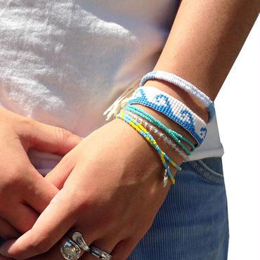 Beads Bracelet -Wave-