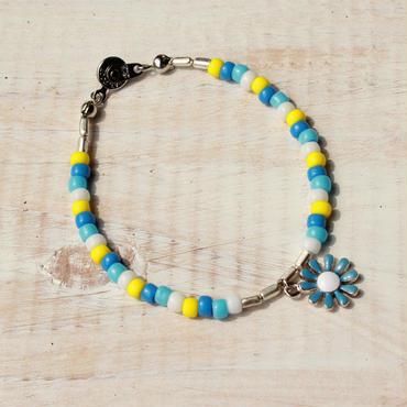 Flower Beads Bracelet B