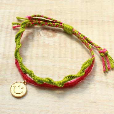 Smile Charm Bracelet H