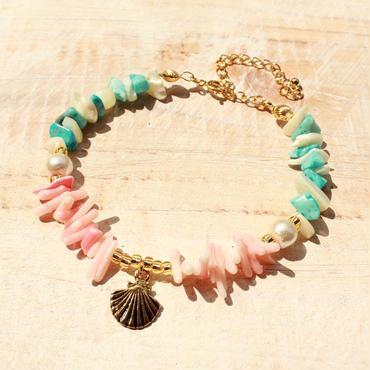 Shell Bracelet  -Shell-