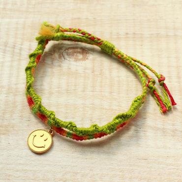 Smile Charm Bracelet E
