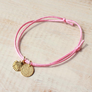 Shell Charm -Pink-