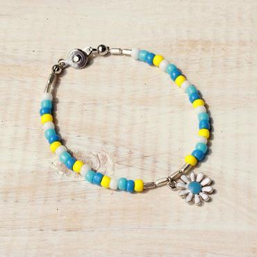 Flower Beads Bracelet A
