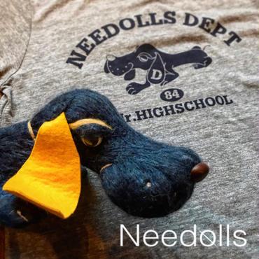Needolls / Dude Junior High School TEE
