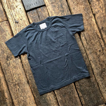 FULLCOUNT / BASIC POCKET TEE