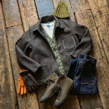 Browns beach jacket / カバーオール