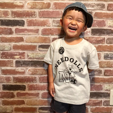 Needolls / DRIZZLER TEE  (kids)