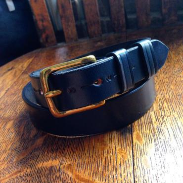 JABEZ CLIFF / Stirrup Lether belt (2.8cm)