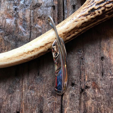 "NATIVE SPIRIT / NATIVE SPIRIT / WING FEATHER-XL ""Right"""