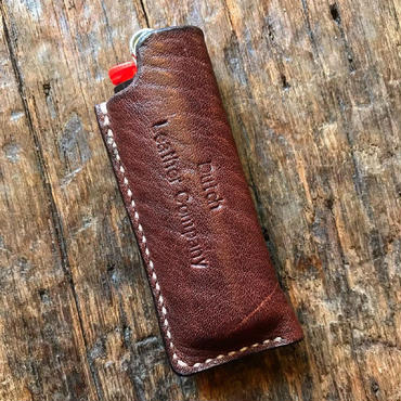 Dutch Leather Company / lighter case