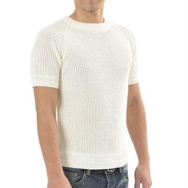 サマーニットTシャツ半袖 / 181-1488-01