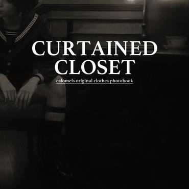 PHOTO BOOK「CURTAINED CLOSET」