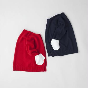 C021802 / mitten cardigan