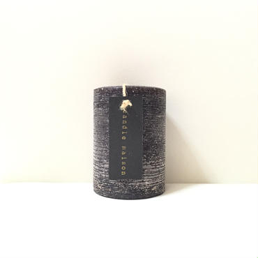 matte candle  DarkChocolate