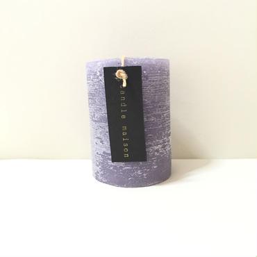 matte candle Lavender