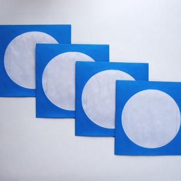 COLOR ENVELOPES_BLUE×4