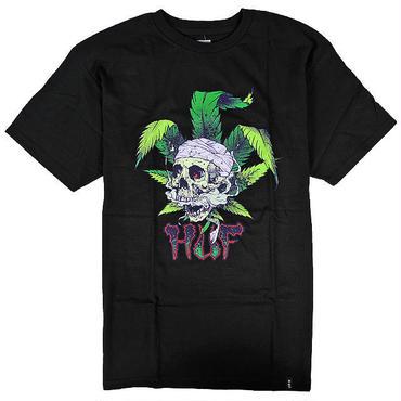 HUF623 HUF ハフ トーカー Tシャツ ブラック TOKER TEE BLACK