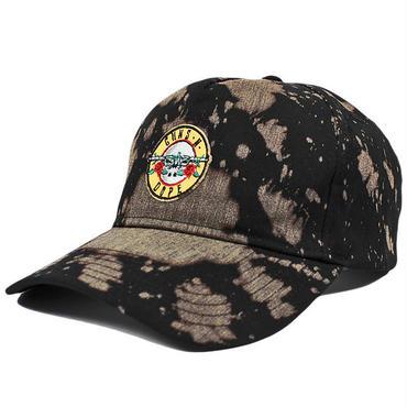 DOPE ドープ ジャングル ブリーチ スナップバックキャップ ブラック JUNGLE BLEACHED SNAPBACK CAP BLACK DOPE168