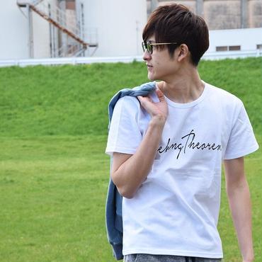 Tシャツ メンズ Vネック Uネック クルーネック カリフォルニア / ロゴプリントTシャツ