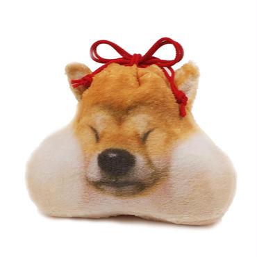 シバのぱんぱん袋 【Shiba Pouch】