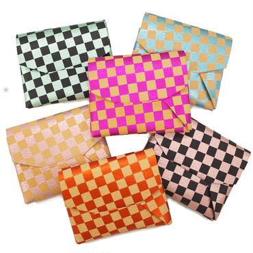 ポケットカードコインケース   カブキ 【Pocket Card Coin Case Kabuki】