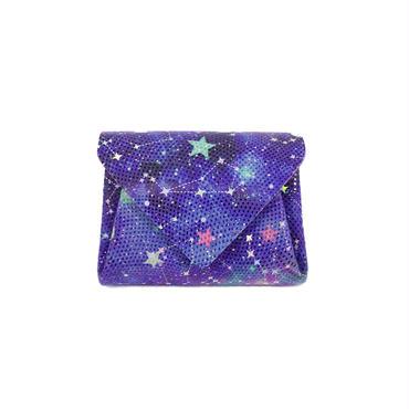 スーパースターリーミニウォレット【Super Starry Mini Wallet】