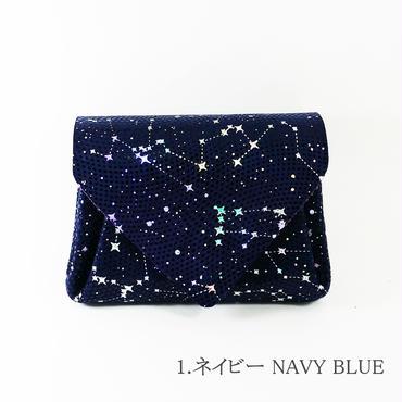 レザーミニウォレット 星座 【Mini Wallet STAR】