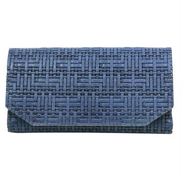 メッシュウォレット ブルー【Mesh Wallet Blue】