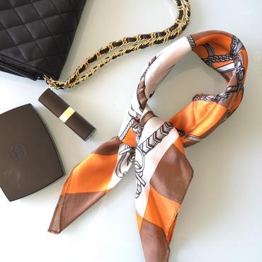 ✱︎ スカーフ ORANGE✱︎