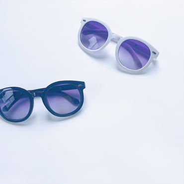 kids★round sunglasses