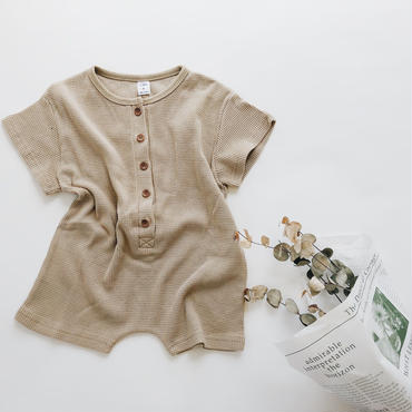Baby★waffle rompers(再入荷なし)