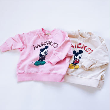 kids★mickey pullover