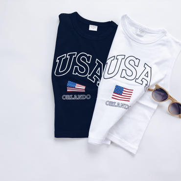 kids★USA tank tops