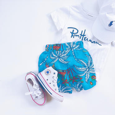 kids★ALOHA short pants