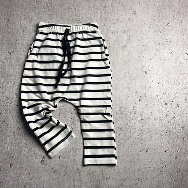 kids★border  sweat pants