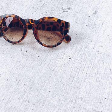 kids★leopard べっ甲 sunglasses
