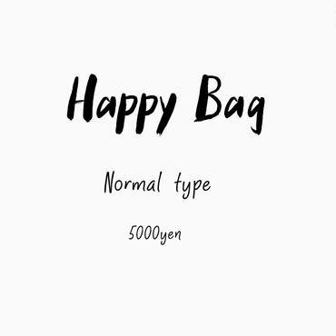 Happy Bag -normal type-